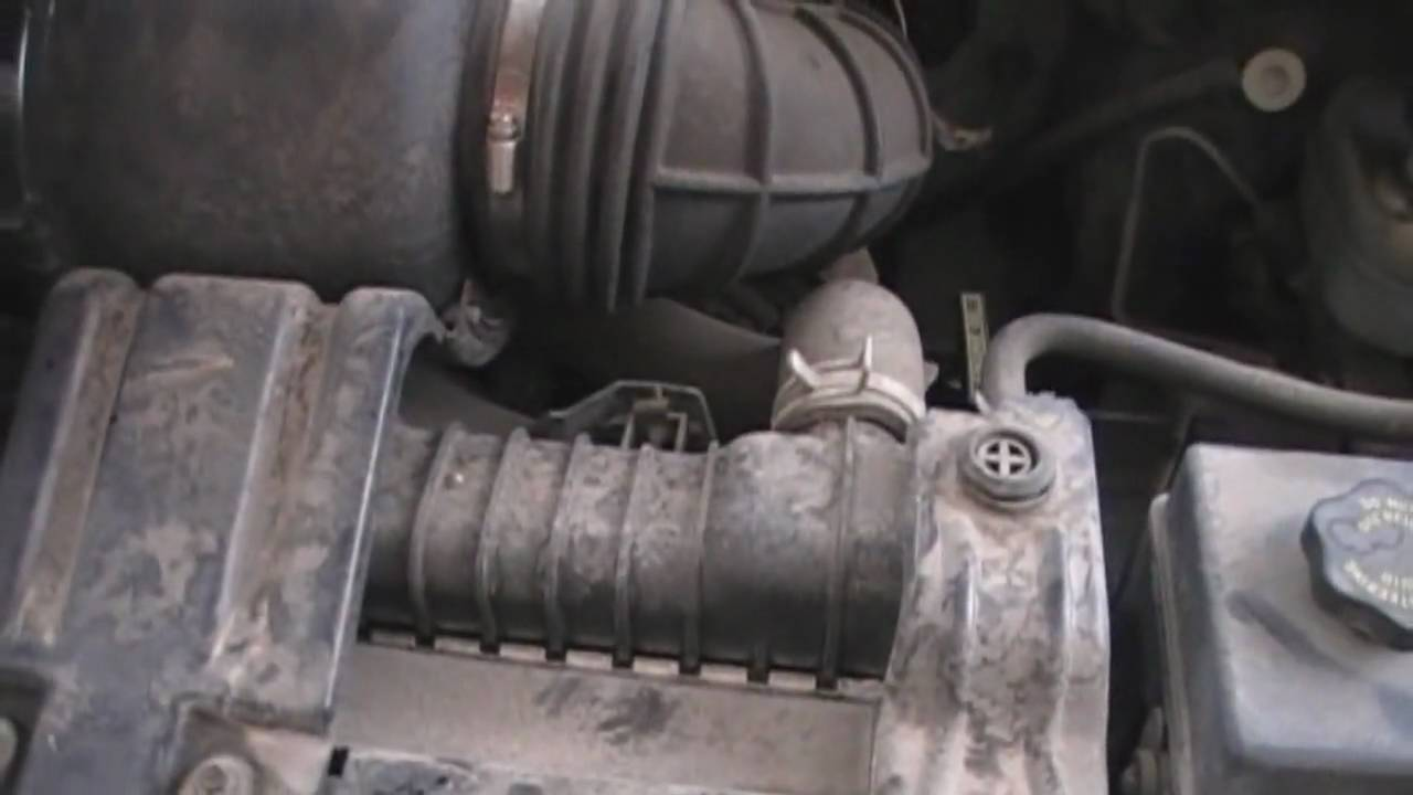 hight resolution of replacing the radiator in my ford van