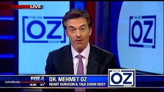 Dr. Oz shares holiday weight gain secrets