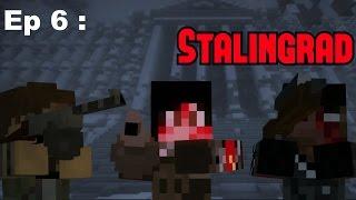 Minecraft Apocalypse La Seconde Guerre Mondiale - Stalingrad - Episode 6