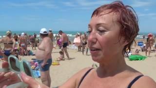 море анапы сегодня 25 06 2016