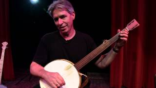 Soldier's Joy- Ashborne Minstrel Banjo - clawhammer banjo - Michael J. Miles