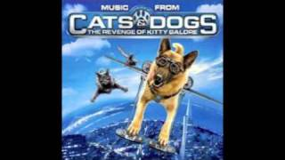 Cats & Dogs Revenge of Kitty Galore soundtrack Eye of the Tiger
