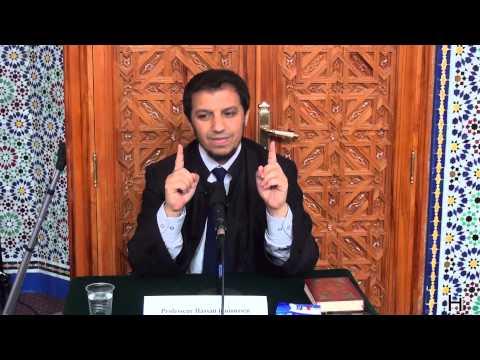 Délaisser le matériel pour plus de spirituel - Hassan Iquioussen