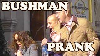bushman prank compilation