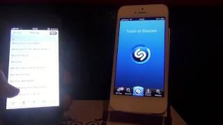 Shazam-как определить название музыки или мелодии