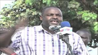 Former Nairobi Mayor George Aladwa arrested over offensive utterances