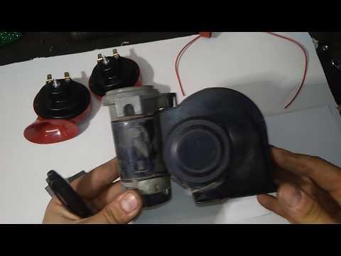Правильная установка нештатных звуковых сигналов