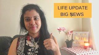 # LIFE UPDATE | BIG NEWS | MADHUSHIKA VLOGS IN TELUGU