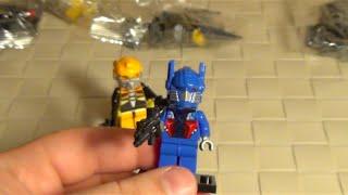 Китайское Лего Transformers минифигурки