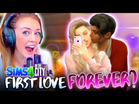 ARE THEY BACK TOGETHER...? 💕 (The Sims 4 IN THE CITY #57!💒) thumbnail