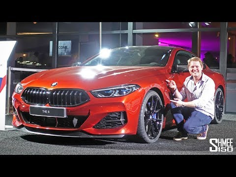 Check Out the New 2019 BMW 8 Series! | M850i FIRST LOOK