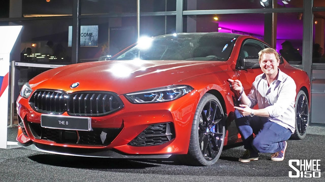 Check Out The New 2019 Bmw 8 Series M850i First Look Youtube