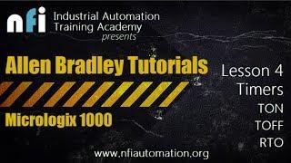 allen bradley lesson 4 understanding timers