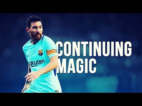 Lionel Messi - Continuing Magic   Preseason 2017/2018 HD