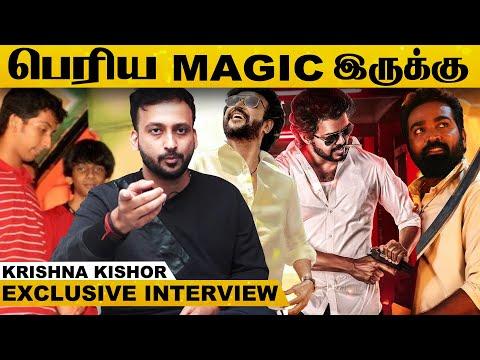Anirudh-கூட யாருமே சண்டை போடமுடியாது - Exclusive Interview With Krishna Kishor..! | Kollywood | HD