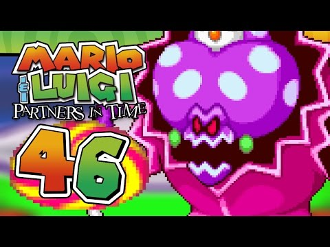 Mario & Luigi: Partners in Time - Episode 46 - Final Boss: Elder Princess Shroob