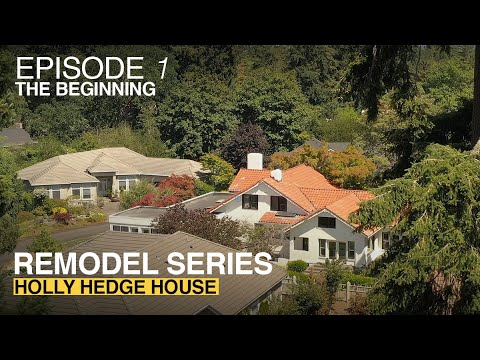 NEW Remodel Series   Holly Hedge   HGTV