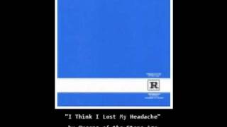8-bit: Queens of the Stone Age - I Think I Lost My Headache