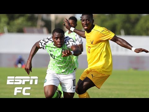 Nigeria 1-2 Togo: Togo upsets Nigeria in WAFU Cup of Nations   ESPN FC