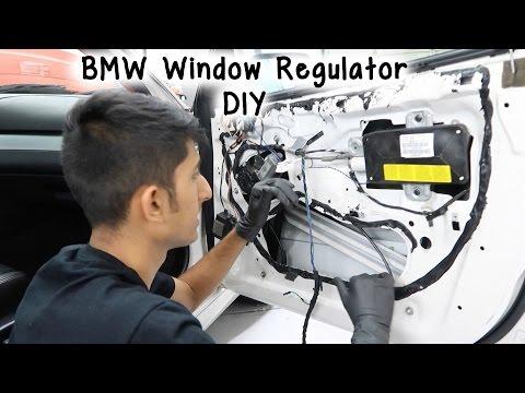 BMW E46 Window Regulator DIY+Ebay Regulator Review