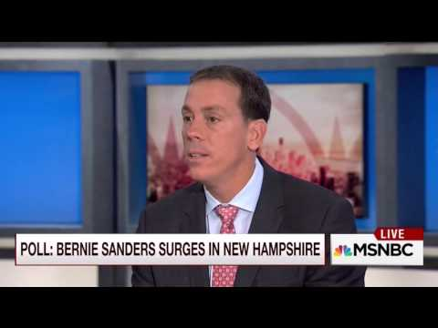Politico's Jim VandeHei: Polls Show That A lot Of Voters Don't Think Hillary Clinton Is Honest