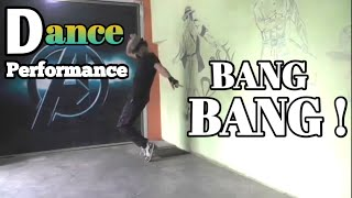 Bang Bang Title Track Dance   Hrithik Roshan Katrina Kaif   Vishal shekhar   Benny d   By Sanju