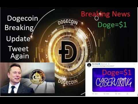 Dogecoin update dogecoin latest price prediction Urgent ...