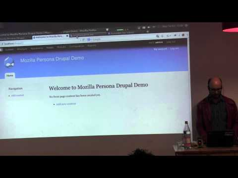 HTML5 BUG #8 - Mozilla Persona: The Web's decentralised identity API