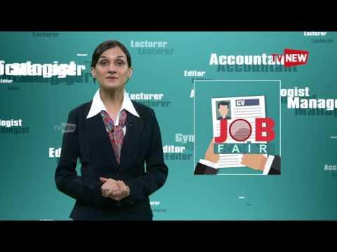 International Job Opportunities - TV New Job Fair - Ep. 1