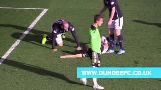 Diamond Cutter Out of Nowhere (Dundee FC - Scottish Football)