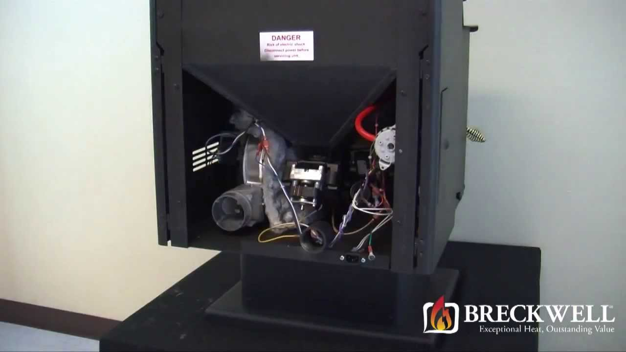 Breckwell Sp23 Auger Motor Replacement C E 017 Youtube