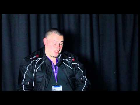Sean Sculls//Fareham College Theatre technician interview