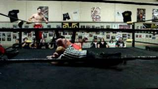 Richie Rotten, Edgar D. Pressed and Nick Saint vs. Draven Blaze, Damien H.S. Darling and James Weck