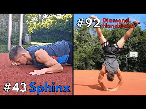 100 Push Up Variations - Spice Up Your Push Up Game | 𝐕𝐈𝐓𝐀𝐋𝐈𝐓𝐘