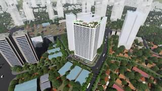 Chung cư An Bình Plaza - 97 Trần Bình - Chung Cư có địa chỉ trung tâm giá cả hợp lý, chỉ từ 1,6 tỷ