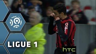 Goal Hatem BEN ARFA (82') / OGC Nice - Toulouse FC (1-0)/ 2015-16