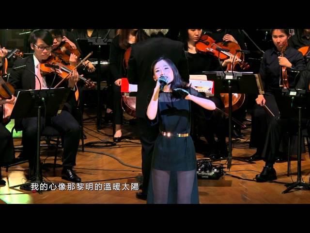 韓蕊嶺《船歌》【永遠的鄧麗君_情繫40慈善演唱會】