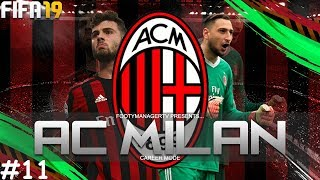 Newly created Fifa video from FootyManagerTV: BEST LONG SHOT GOAL IN FIFA 19!?! | FIFA 19 Career Mode: AC Milan #11