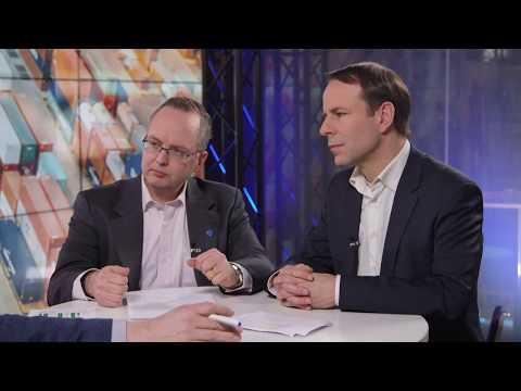 Nokia news studio broadcast about digital automation