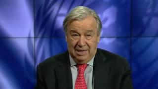 Mensaje del Secretario General de Naciones Unidas para Colombia: Día Mundial del Medio Ambiente