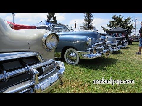 Pachuco Car Club Show Oxnard 2017
