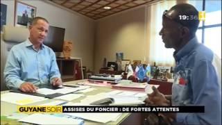 Assises du Foncier : De fortes attentes  - Guyane 1ère