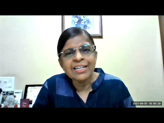 अन्नकाआदर कीजिये - डॉ. रूपा शाह  Dr. Rupa Shah