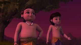 Shyam Kund Sarovar | Little Krishna | Hindi | HD Video
