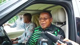 Bernard Membe Afunguka Haya Baada ya Kutoka Kwenye Mahojiano ya Kamati ya Maadili....!