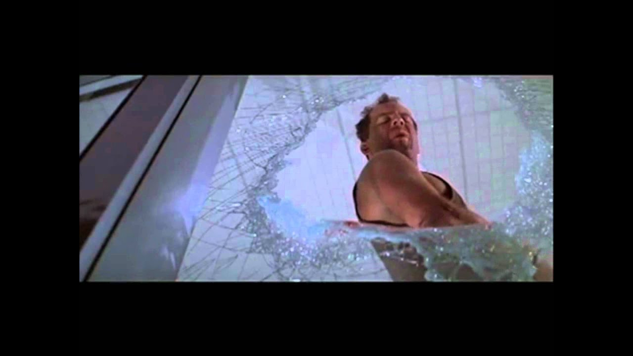 Welcome to the party, pal! - YouTube Bruce Willis Die Hard