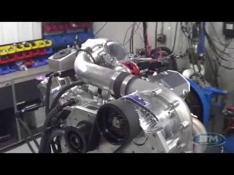 1,300+HP HYD ROLLER F2 BBC Non-Intercooled