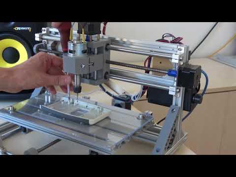 CNC 3018 - Engraver Machine