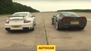 Corvette And Corvette Zr1 - Greatest Race Videos