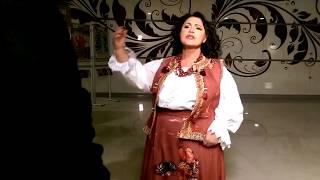 Надежда Бабкина о своей роли в мюзикле «Ночь перед рождеством»